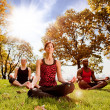 Meditation — Stock Photo #5703496