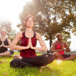 Meditation — Stock Photo #5703498