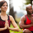 Peace Meditate - Stock Photo