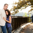 Couple Love Park — Stock Photo #5704021