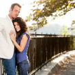 Couple Love Park — Stock Photo #5704022