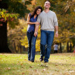 Walk Park Love — Stock Photo #5705126