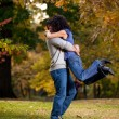 Big Hug — Stock Photo #5705213