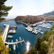 Monaco, Monte Carlo Landscape — Stock Photo