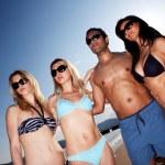 Beach Fashion — Stock Photo