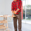 Carpenter — Stock Photo #5707816