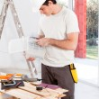 Stock Photo: Home Improvement