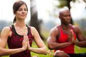 Peace Meditate — Stock Photo