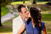 Heureux baiser — Photo