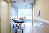 Hospital Interior Hallway — Stock Photo