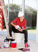 House Painter — Stock Photo