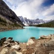 Moraine Lake — Stock Photo #5710300
