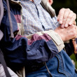 Stock Photo: Elderly MOutdoor