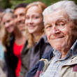elderly man — Stock Photo #5710472