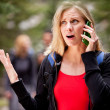 Late Meet Phone — Stock Photo #5710632