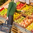 Man Buying Fruit — Stock Photo #5715719