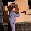 Professional Mover — Stock Photo #5717293