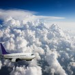 Airplane in Flight — Stock Photo #5719694