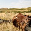 Western Saddle — Stock Photo #5719881
