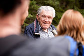 Grandfather — Stock Photo