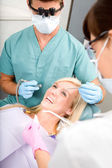 Dentist Patient — Stock Photo