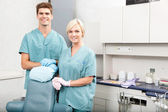 Dental Team — Stock Photo