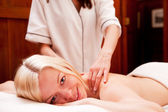 Shoulder Massage — Foto de Stock