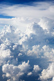 Cumulus Clouds — Stock Photo