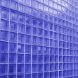 Cube Glass Texture — Stock Photo