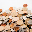 Pile of Coins — Stock Photo