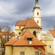 St. Nicolaus Church - Prague — Stock Photo