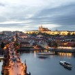 Prague Castle Cityscape — Stock Photo #5722728