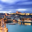 Prague Castle Cityscape — Stock Photo #5722735