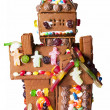 Ginger Bread House - Stock Photo