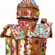 Stock Photo: Ginger Bread House
