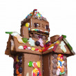 Ginger Bread House - Stockfoto