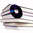 Royalty-Free Stock Photo: CD Book