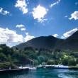 Aurlandsfjord — Stock Photo