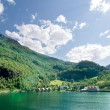 Aurlandsfjord - Stock Photo