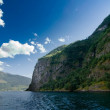 Norway Fjord Scenic — Stock Photo