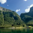 Sognefjord Norway — Stock Photo