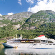 Sognefjord Norway Cruise — Stock Photo