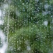 Stock Photo: Rain Background
