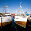 Fishing Boats at Dock — Stock Photo #5725680