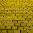 Yellow Brick Road — Lizenzfreies Foto