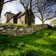 Old Stone Church — Stock Photo