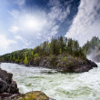 Stock Photo: River Rapids
