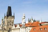 Prague Roofscape — Stock Photo