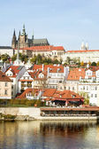 Prague Castle Scenic — Foto de Stock