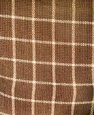 плед диване текстуры — Стоковое фото